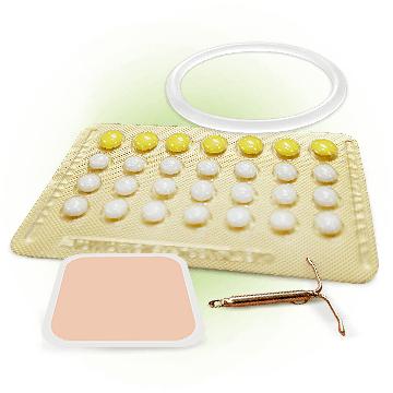 Probabilidad de embarazo con anticonceptivos