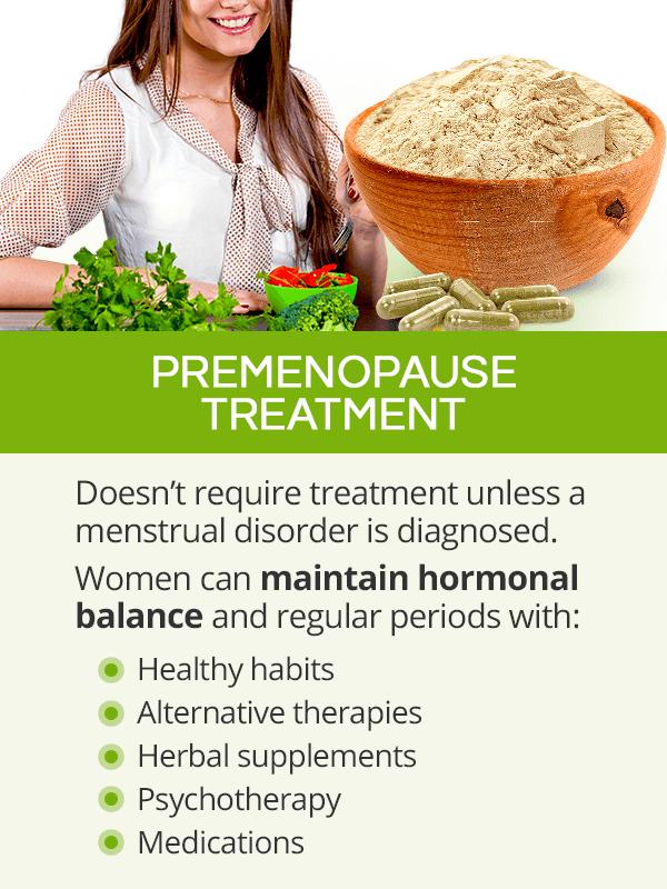 Premenopause treatment