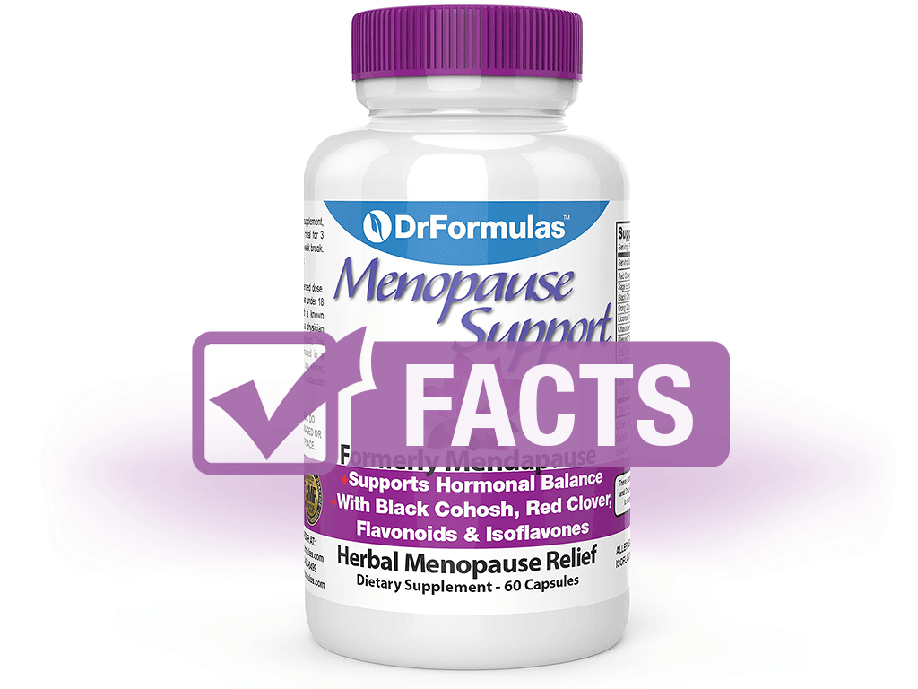 Complete DrFormulas Menopause Support Review: Pros & Cons