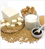 Soy is great for your hormonal balance.
