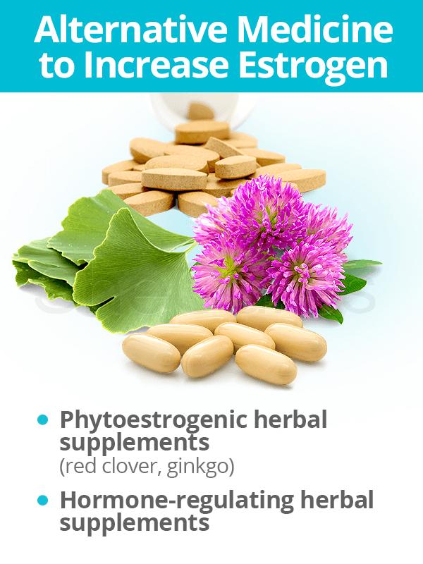 Alternative Medicine to Increase Estrogen