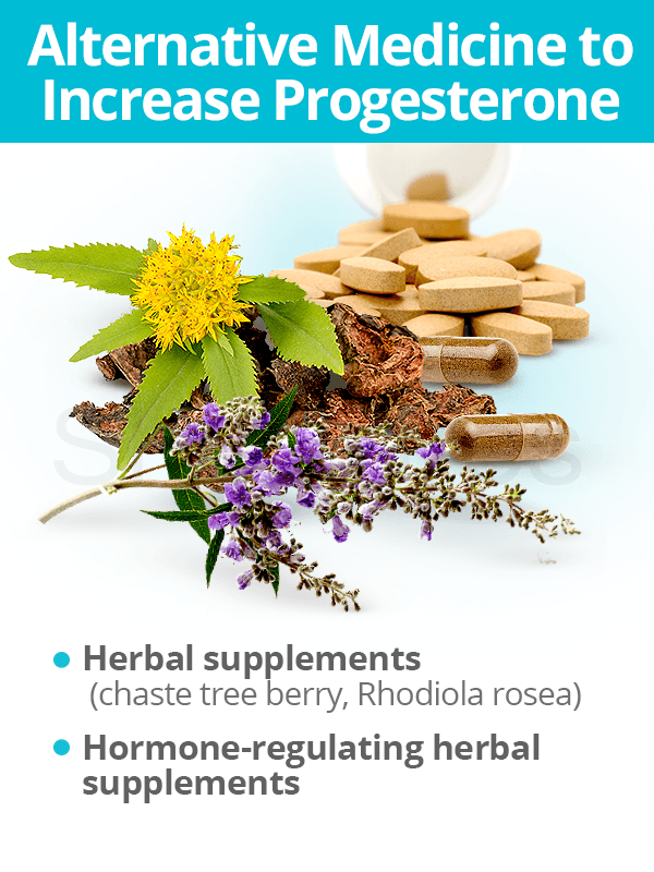 Alternative Medicine to Increase Progesterone
