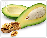 Healthy unsaturated fats will help to maintain a balanced hormonal system