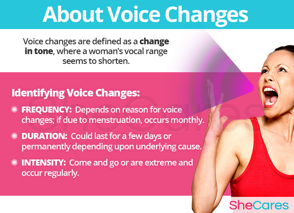 About Voice Changes