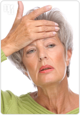 Some of the benefits of HRT include relief from hot flashes