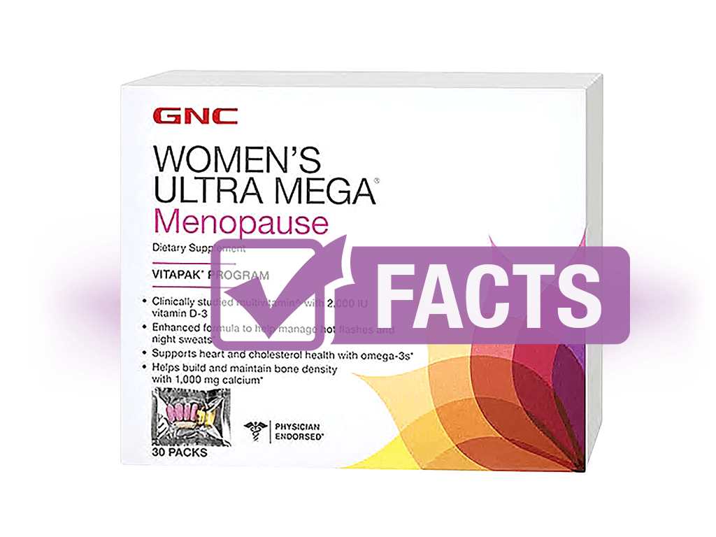 Complete GNC Women's Ultra Mega Menopause Review: Pros & Cons