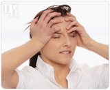 Migraines and headaches are side effects of bioidentical estrogen.
