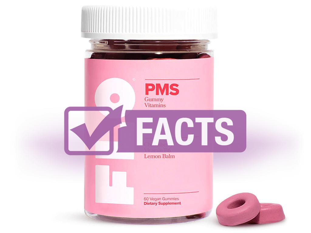FLO PMS Gummy Vitamins