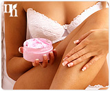 The amount of cream that is absorbed into the body can differ between women