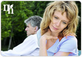 A deficiency in testosterone can cause menopause symptoms.