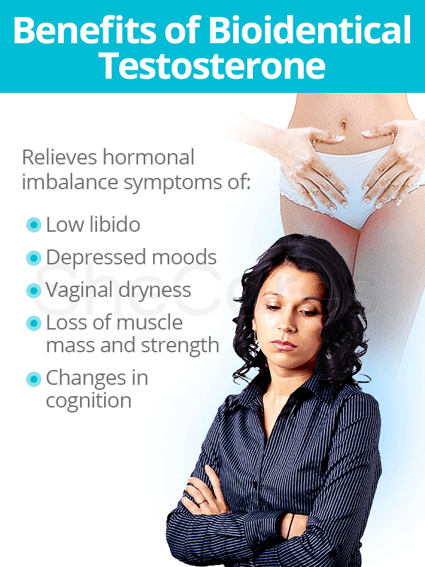 Benefits of Bioidentical Testosterone Replacement Therapy