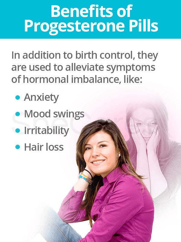 Benefits of Progesterone Pills