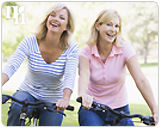 Regular exercise helps to balance hormones and release mood-boosting endorphins