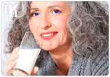 Dairy products help to reduce the risk of breast cancer