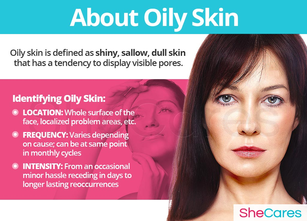 About Oily Skin