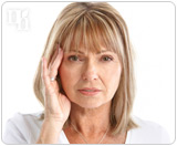 Low or high progesterone levels can cause unpleasant symptoms like headaches