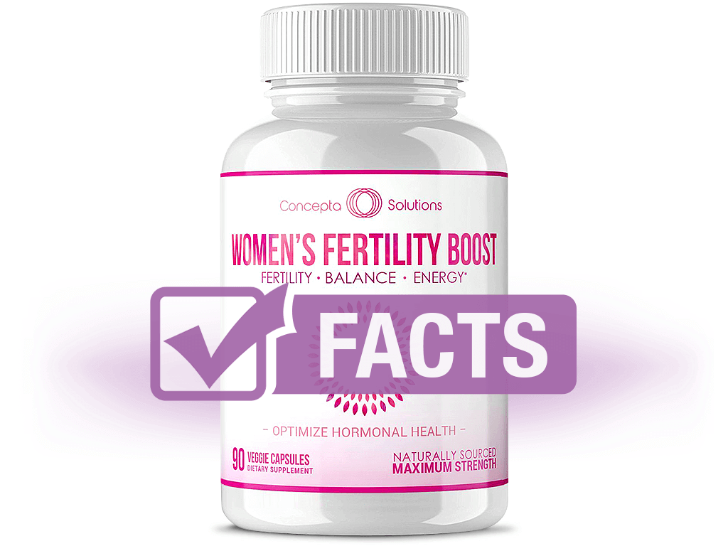 Concepta Solutions Women's Fertility Boost: Complete Information