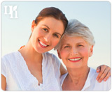 Young girls and postmenopausal women have the lowest levels of progesterone.