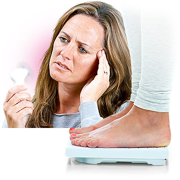 Progesterone replacement therapy alleviate symptoms
