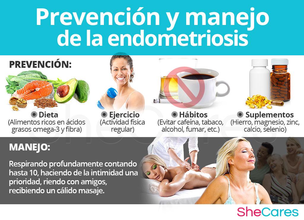 Prevención y manejo de los endometriosis