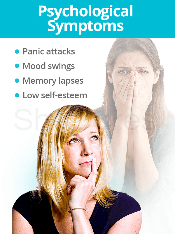Psychological Symptoms of Low Estrogen Levels