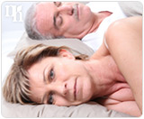 Hormonal imbalance is also a common cause of insomnia