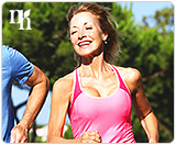 invigorate your body with regular exercise