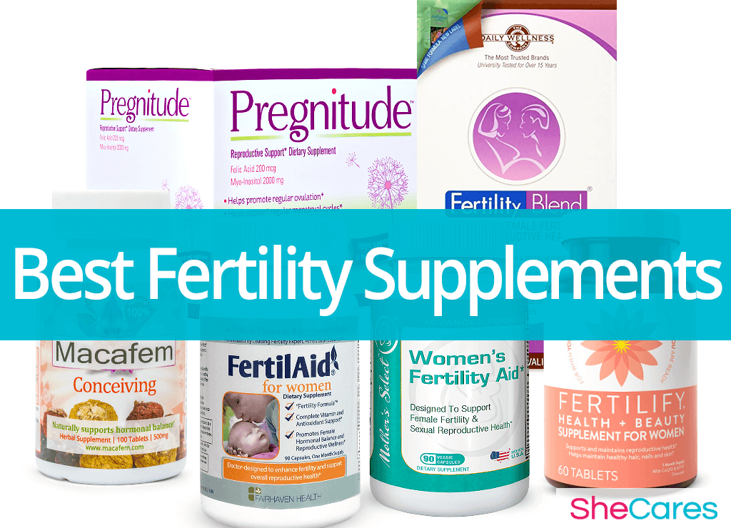Best Fertility Supplements Reviewed