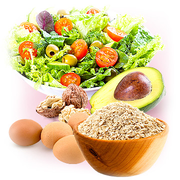 Diet for healthy periods