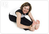 Exercise helps to ease your menopause symptoms.