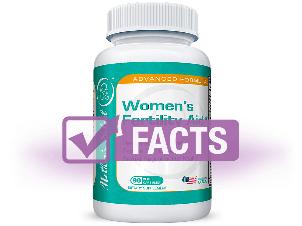 Mother's Select Women's Fertility Aid: Complete Information